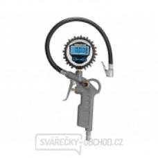 Pištol na nafukovanie pneumatík s digitálnym manometrom PROTECO
