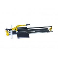 Rezačka obkladu a dlažby 1000 mm s vodiacou X-lištou a hliníkovým stolom PROTECO