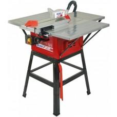 Píla kotúčová stolová na drevo 1600W DEDRA 254mm