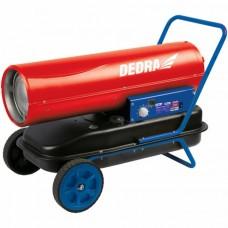 Naftový ohrievač 20KW DEDRA s termostatom.