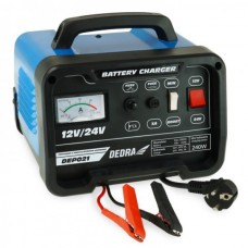 Automatická nabíjačka 12/24V DEDRA  25-180Ah