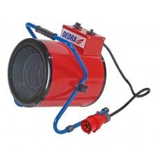 Elektrický ohrievač 5000W okrúhly 400V