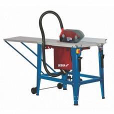 Píla kotúčová stolová na drevo 2200W DEDRA 315mm