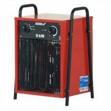 Elektrický ohrievač s ventilátorom 9000W/400V DEDRA