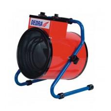 Elektrický ohrievač s termostatom 2200 W DEDRA
