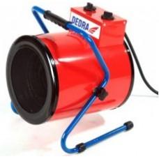 Elektrický ohrievač s termostatom 3300 W DEDRA