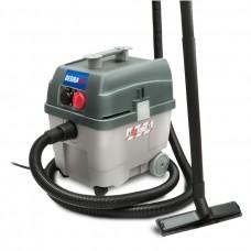 Priemyselný vysávač Dedra 1400W s automatickým čistiacim filtrom