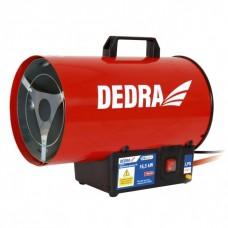 Plynový ohrievač 16,5KW DEDRA
